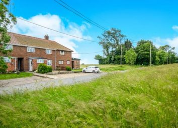 Thumbnail 3 bed terraced house for sale in St. James Road, All Saints South Elmha, Halesworth
