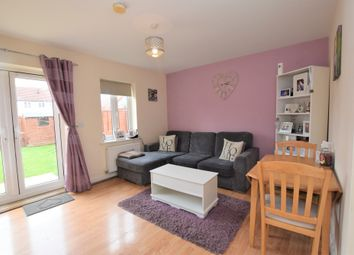 Thumbnail 2 bed terraced house for sale in Broadview Close, Bridgefield, Ashford