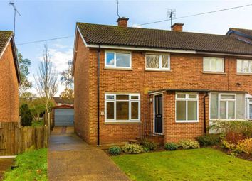 Thumbnail 2 bed end terrace house to rent in Chalkdell Fields, St Albans, Hertfordshire