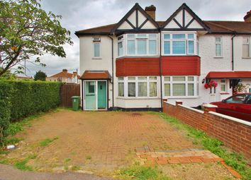 Thumbnail 3 bedroom end terrace house to rent in Fencepiece Road, Ilford