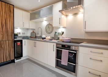 Bramshall Road, Uttoxeter ST14. 2 bed semi-detached house for sale
