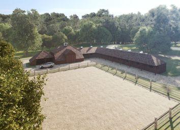 Thumbnail Land for sale in Bridge Lane, Virginia Water