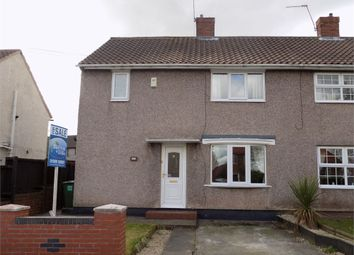 Thumbnail 3 bed semi-detached house for sale in Knaton Road, Carlton-In-Lindrick, Worksop, Nottinghamshire