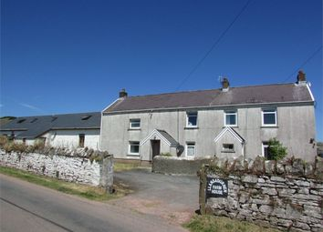 Thumbnail 3 bed detached house for sale in Llansadurnen, Laugharne, Carmarthen