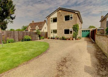 Thumbnail 4 bed detached house for sale in Park Road, Moggerhanger, Bedford