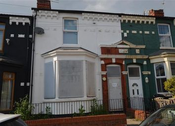 Thumbnail 3 bed terraced house for sale in 49 Bedford Road, Bootle, Merseyside