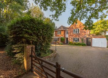 5 bed detached house for sale in Vicarage Road, Yateley GU46