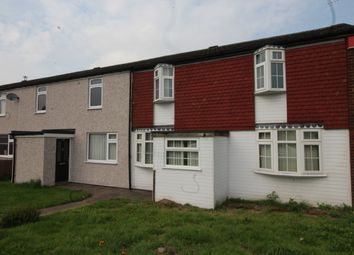 Thumbnail 3 bed end terrace house for sale in Ansley Road, Nuneaton, Warwickshire