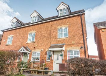 3 bed end terrace house for sale in Hawksworth Crescent, Chelmsley Wood, Birmingham B37