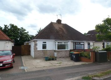 Thumbnail 3 bedroom semi-detached bungalow for sale in Chantry Avenue, Kempston, Bedford