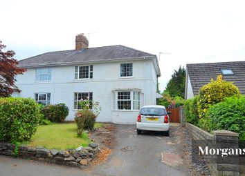 Thumbnail 3 bed semi-detached house for sale in Heol Y Deri, Rhiwbina, Cardiff