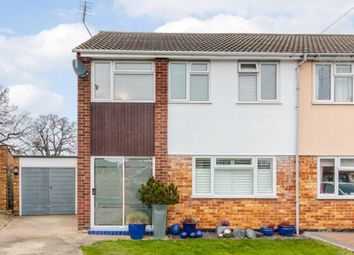 Thumbnail 3 bed semi-detached house for sale in Highlands Drive, Maldon, Essex