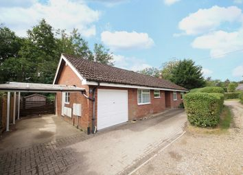 Thumbnail 3 bed detached bungalow for sale in Church Path, Hook