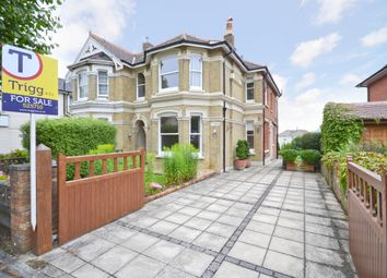 Thumbnail 4 bed semi-detached house for sale in Clarence Road, Shanklin