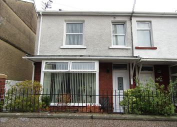 Thumbnail 2 bed semi-detached house for sale in Tanywern Lane, Ystalyfera, Swansea.