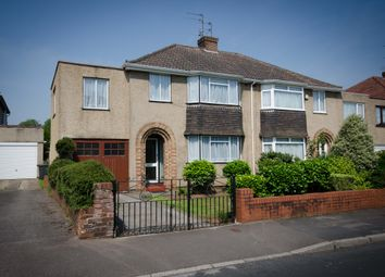 Thumbnail 4 bed semi-detached house for sale in Heath Road, Bristol