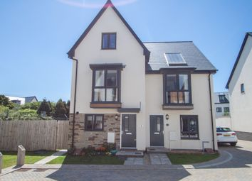 Thumbnail 3 bed semi-detached house for sale in Hangar Lane, Plymouth
