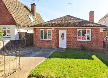 Thumbnail 3 bedroom detached bungalow for sale in Westway, Bognor Regis