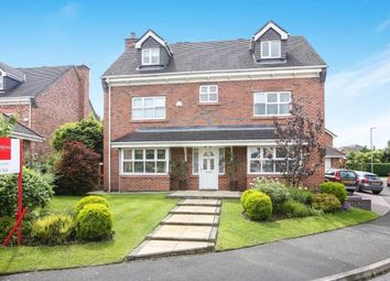 5 bed detached house for sale in Redshank Drive, Tytherington, Macclesfield, Cheshire SK10