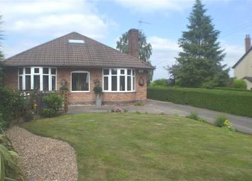 Thumbnail 3 bed detached bungalow for sale in High Lane East, West Hallam, Ilkeston