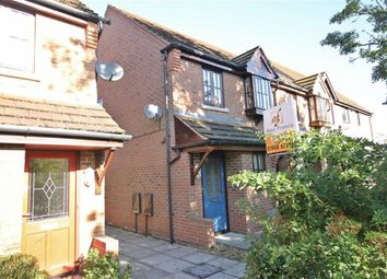 Thumbnail 2 bed end terrace house to rent in Babylon Grove, Westcroft, Milton Keynes