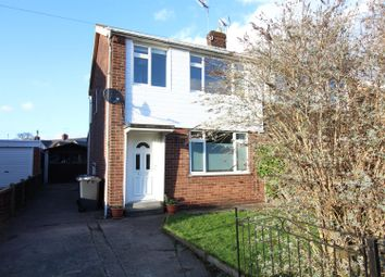 3 bed semi-detached house for sale in Burley Close, South Milford, Leeds LS25