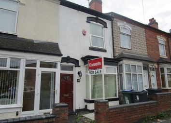 Thumbnail 2 bed terraced house for sale in Woodlands Street, Smethwick