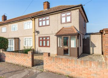 Thumbnail 3 bed end terrace house for sale in Eskley Gardens, South Ockendon, Essex