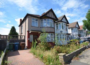 Thumbnail 3 bed semi-detached house for sale in Kenton Lane, Kenton, Harrow