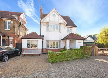 Thumbnail 4 bed detached house to rent in Orchard Avenue, Windsor
