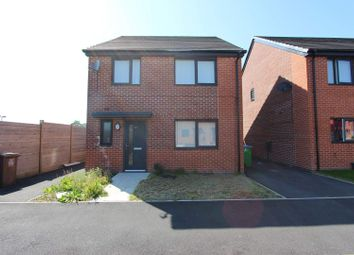 Thumbnail 4 bed detached house for sale in Lower Roch Road, Hamer, Rochdale