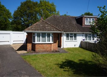 Thumbnail 2 bed semi-detached bungalow for sale in Lawford Crescent, Yateley