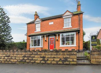 Thumbnail 3 bed detached house for sale in Hockley Road, Uttoxeter