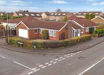 Thumbnail 3 bed bungalow for sale in Horsewell Lane, Wigston, Leicester