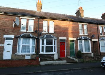 Thumbnail 3 bed terraced house for sale in Higham Road, Chesham, Buckinghamshire