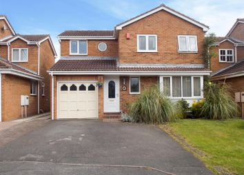 Thumbnail 4 bed detached house for sale in Orpean Way, Toton, Beeston, Nottingham