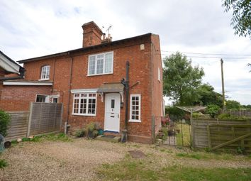 Thumbnail 2 bed semi-detached house to rent in Lathbury, Newport Pagnell