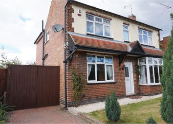 Thumbnail 4 bed detached house for sale in Stenson Road, Derby