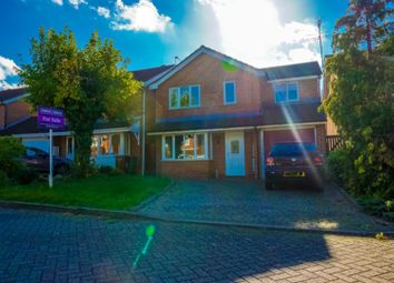 Thumbnail 4 bed detached house for sale in Courthouse Close, Buckingham