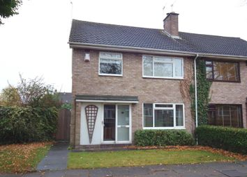 Thumbnail 4 bed semi-detached house for sale in Kestrel Croft, Binley, Coventry