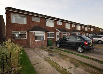 Thumbnail 3 bedroom end terrace house for sale in Brunel Close, Tilbury, Essex