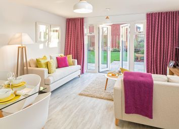 "Thumbnail 2 bed semi-detached house for sale in ""Amethyst"" at Louisburg Avenue, Bordon"