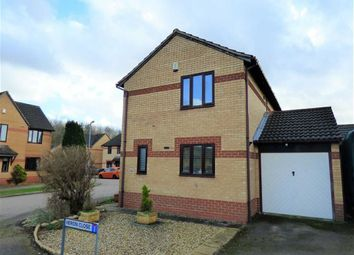 Thumbnail 3 bed detached house for sale in Heron Close, Woodford Halse, Northants