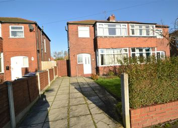 Thumbnail 3 bed semi-detached house for sale in Berkeley Close, Offerton, Stockport, Cheshire
