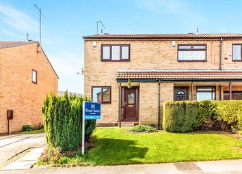 Thumbnail 2 bedroom semi-detached house for sale in Sebastian View, Brinsworth, Rotherham