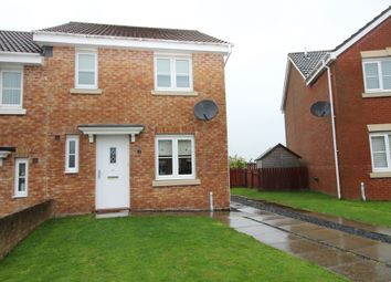 Thumbnail 3 bed semi-detached house for sale in Hillman Crescent, Linwood, Paisley, Renfrewshire