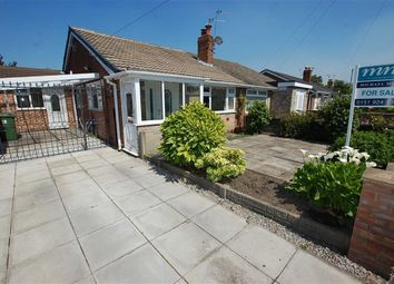 Thumbnail 3 bed semi-detached bungalow for sale in Northwich Close, Thornton, Liverpool