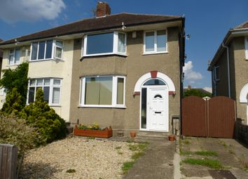 Thumbnail 3 bedroom semi-detached house to rent in Glebelands, Headington, Oxford