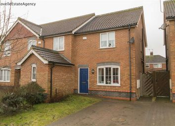 Thumbnail 2 bed property for sale in Coverdale Road, Scunthorpe