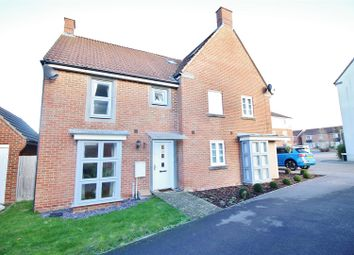 3 bed semi-detached house for sale in Gardiner Road, Basingstoke RG24